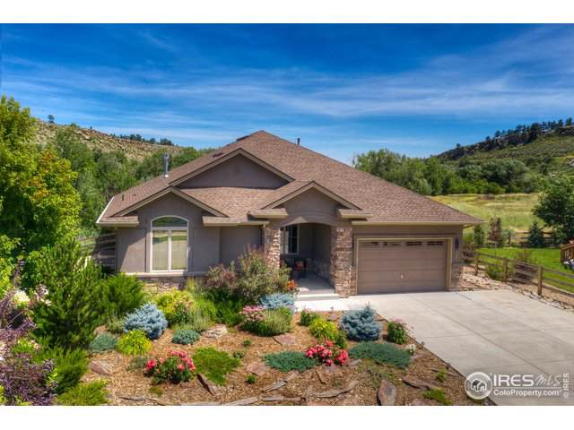 332 Mcconnell Dr, Lyons, CO 80540 (MLS #896162) :: 8z Real Estate