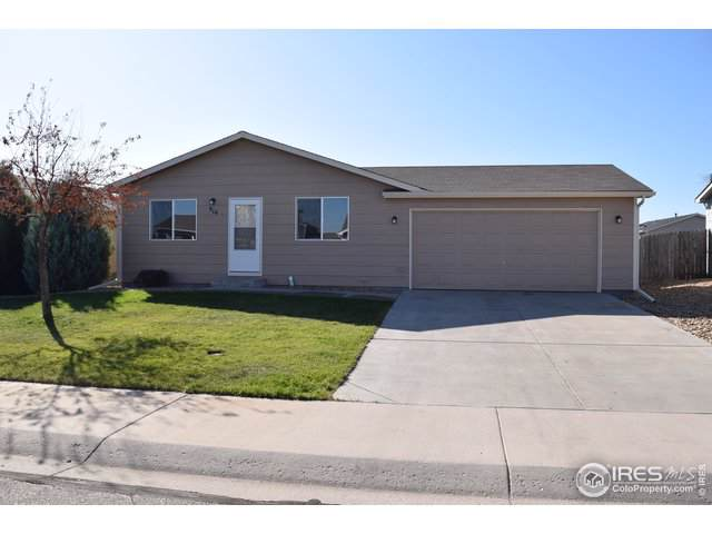 914 E 24th St Ln, Greeley, CO 80631 (MLS #896174) :: Kittle Real Estate