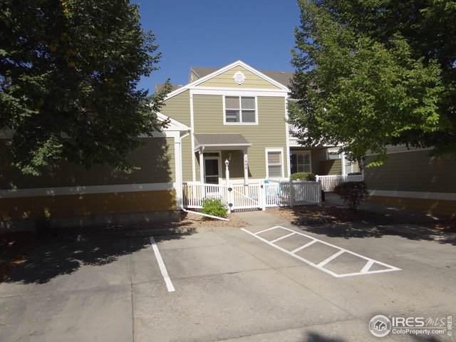 635 Gooseberry Dr #1406, Longmont, CO 80503 (MLS #896184) :: 8z Real Estate