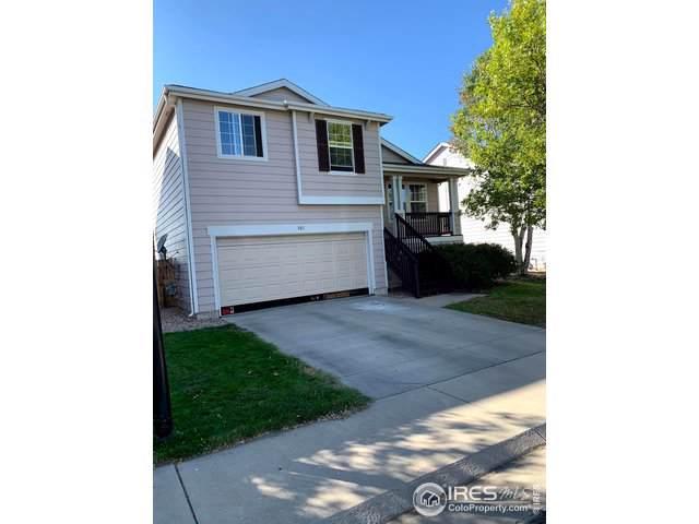 301 Wagonwheel Dr, Fort Lupton, CO 80621 (MLS #896212) :: 8z Real Estate