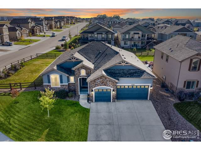 4385 Lemon Grass Dr, Johnstown, CO 80534 (MLS #896221) :: J2 Real Estate Group at Remax Alliance