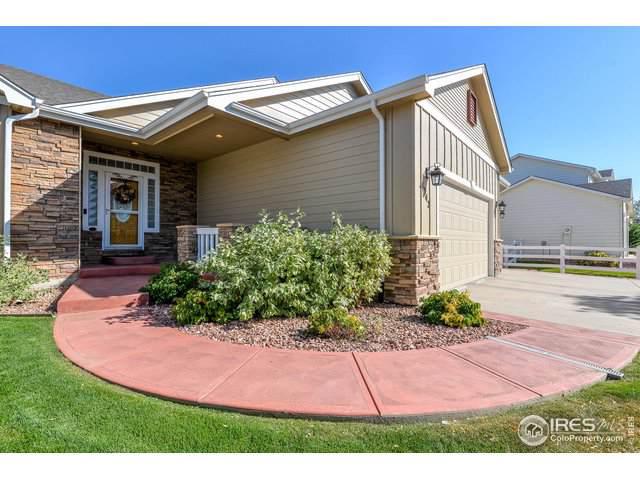 1342 Park Ridge Dr, Severance, CO 80615 (MLS #896223) :: 8z Real Estate