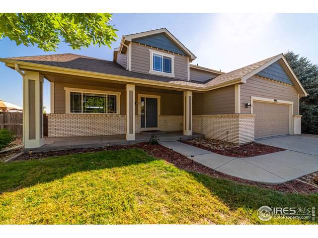 6164 Twilight Ave, Firestone, CO 80504 (MLS #896236) :: 8z Real Estate
