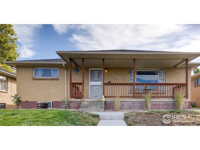 3630 Ivanhoe St, Denver, CO 80207 (MLS #896241) :: J2 Real Estate Group at Remax Alliance
