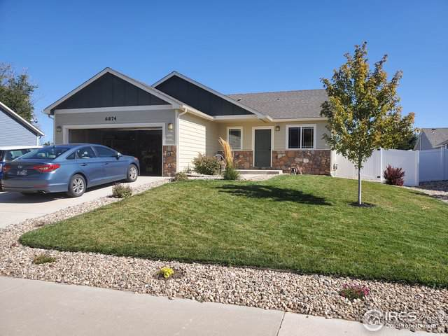 6874 Lee St, Wellington, CO 80549 (MLS #896249) :: J2 Real Estate Group at Remax Alliance