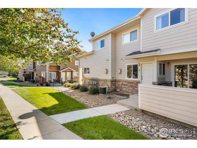 1601 Great Western Dr E3, Longmont, CO 80501 (MLS #896268) :: 8z Real Estate