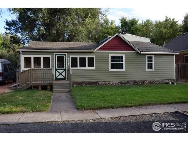 320 Edwards St, Fort Collins, CO 80524 (MLS #896277) :: 8z Real Estate