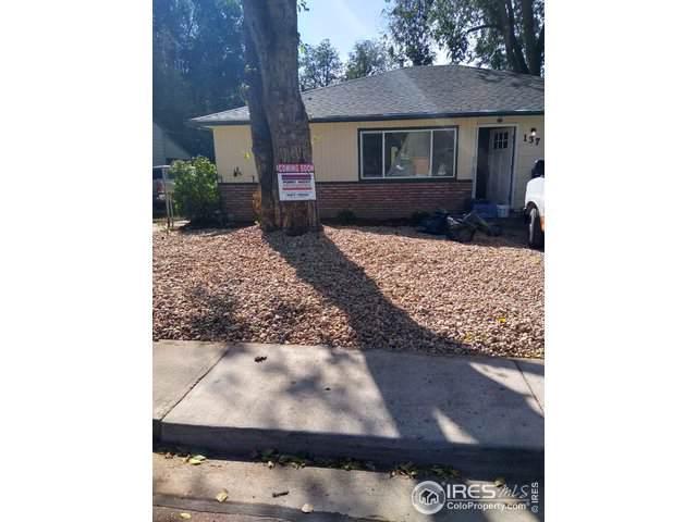 137 E 5th Ave, Longmont, CO 80504 (MLS #896279) :: 8z Real Estate