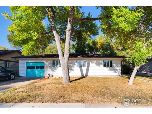 701 Skyline Dr, Fort Collins, CO 80521 (MLS #896280) :: Keller Williams Realty