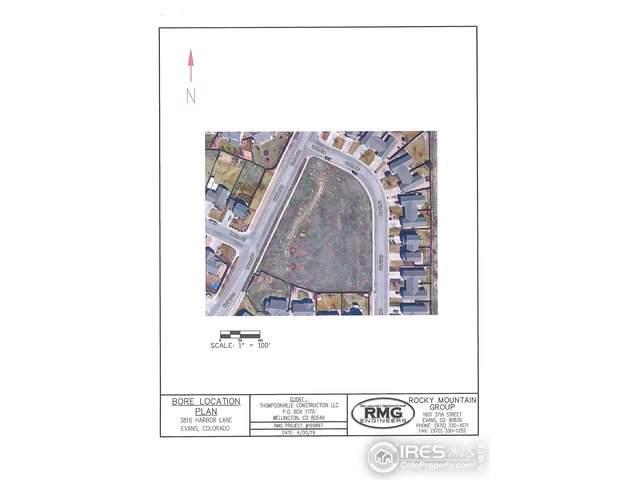 3816 Harbor Ln, Evans, CO 80620 (MLS #896311) :: 8z Real Estate