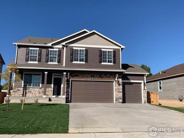 393 4th St, Severance, CO 80550 (MLS #896316) :: Kittle Real Estate