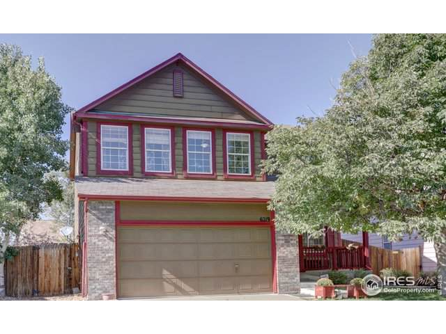 6219 E 122nd Dr, Brighton, CO 80602 (#896317) :: The Griffith Home Team