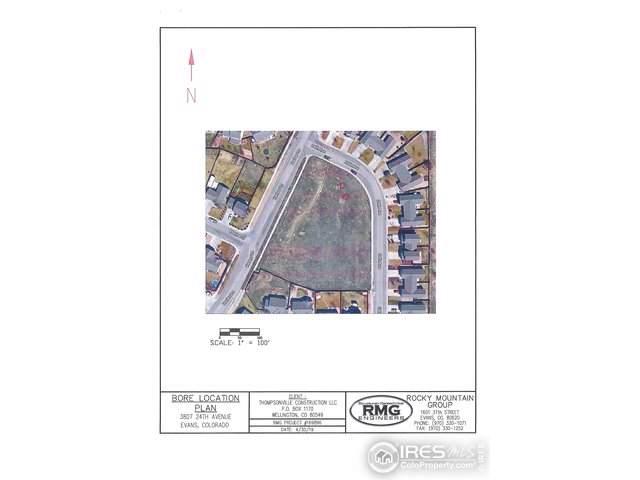 3807 24th Ave, Evans, CO 80620 (MLS #896320) :: 8z Real Estate