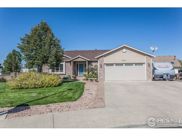 4915 W 3rd St Rd, Greeley, CO 80634 (MLS #896325) :: Kittle Real Estate