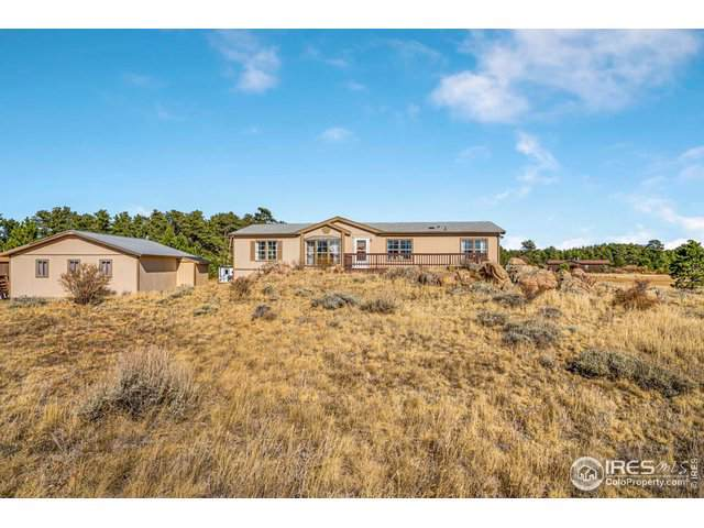 142 Mashie Ct, Red Feather Lakes, CO 80545 (MLS #896328) :: Keller Williams Realty