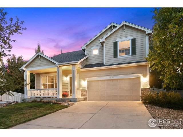 10160 Dusk St, Firestone, CO 80504 (MLS #896338) :: 8z Real Estate