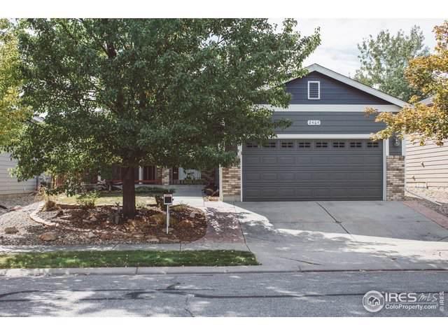 2464 Silverton St, Loveland, CO 80538 (MLS #896353) :: Keller Williams Realty