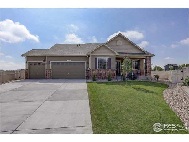 10038 Buttesfield St, Firestone, CO 80504 (MLS #896360) :: 8z Real Estate