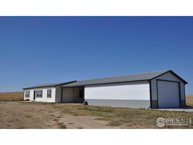 40 S Ranch Rd, Wiggins, CO 80654 (MLS #896361) :: 8z Real Estate