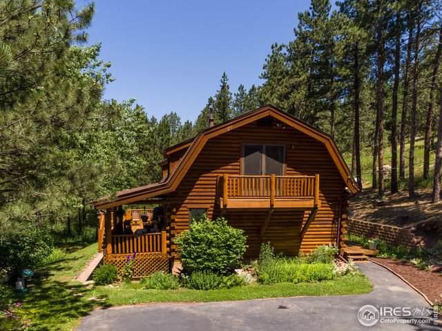 600 Valley Ln, Boulder, CO 80302 (MLS #896363) :: The Bernardi Group