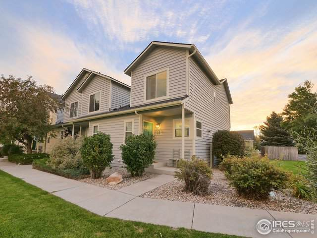 2925 W Stuart St #12, Fort Collins, CO 80526 (MLS #896367) :: Keller Williams Realty