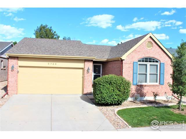5724 Wingfoot Dr, Fort Collins, CO 80525 (MLS #896380) :: 8z Real Estate