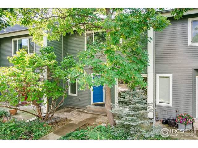 1719 Alpine Ave #7, Boulder, CO 80304 (MLS #896403) :: June's Team
