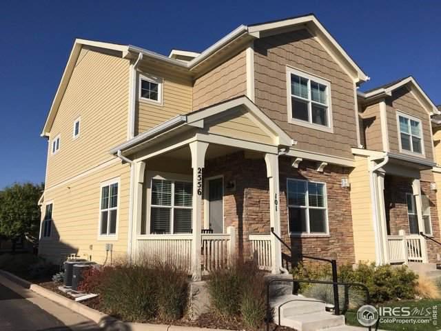 2556 Des Moines Dr #101, Fort Collins, CO 80525 (MLS #896408) :: 8z Real Estate