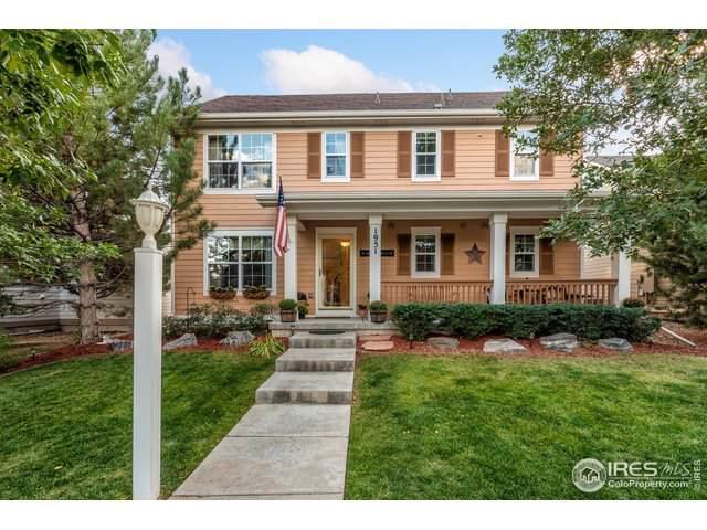 1951 Windom Pl, Loveland, CO 80538 (MLS #896412) :: 8z Real Estate