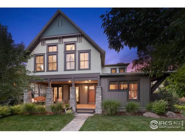 2827 11th St, Boulder, CO 80304 (MLS #896426) :: 8z Real Estate