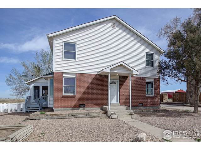 14459 County Road 18 1/2, Fort Lupton, CO 80621 (MLS #896437) :: Colorado Real Estate : The Space Agency