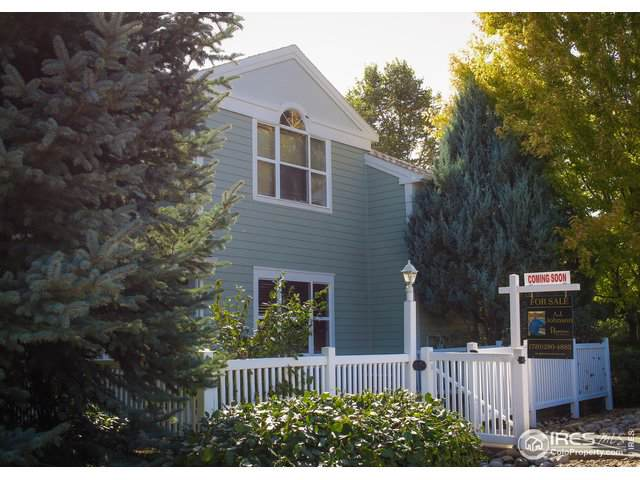 640 Gooseberry Dr #1301, Longmont, CO 80503 (MLS #896440) :: June's Team