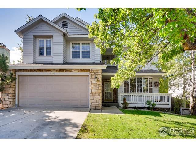 8427 Zinnia Ct, Arvada, CO 80005 (#896452) :: The Dixon Group