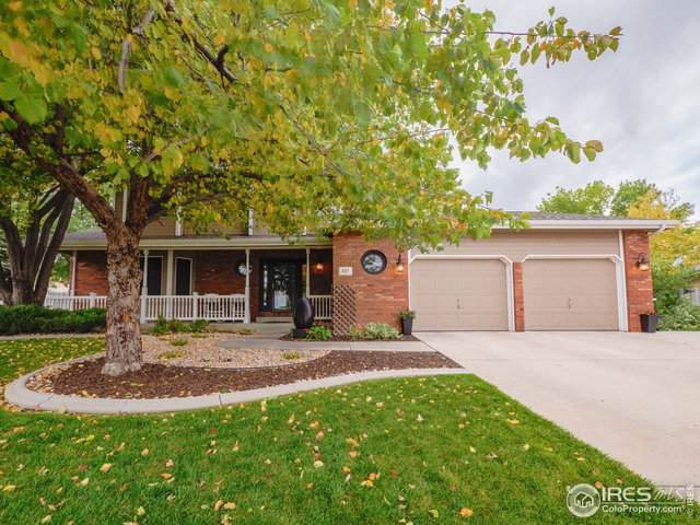 627 51st Ave, Greeley, CO 80634 (MLS #896459) :: Kittle Real Estate