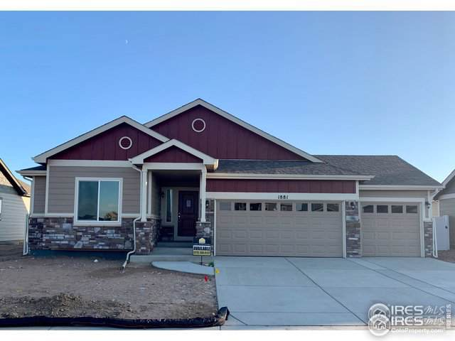 1881 Castle Hill Dr, Windsor, CO 80550 (MLS #896465) :: Windermere Real Estate