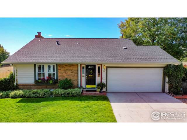 232 Cypress Cir, Broomfield, CO 80020 (MLS #896472) :: The Galvis Group