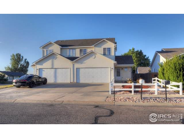 807 E 20th St Dr, Greeley, CO 80631 (MLS #896473) :: 8z Real Estate