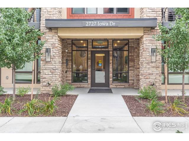 2727 Iowa Dr #207, Fort Collins, CO 80525 (MLS #896494) :: 8z Real Estate