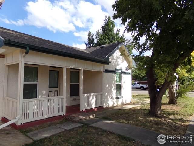 105 E 2nd St, Loveland, CO 80537 (MLS #896519) :: 8z Real Estate