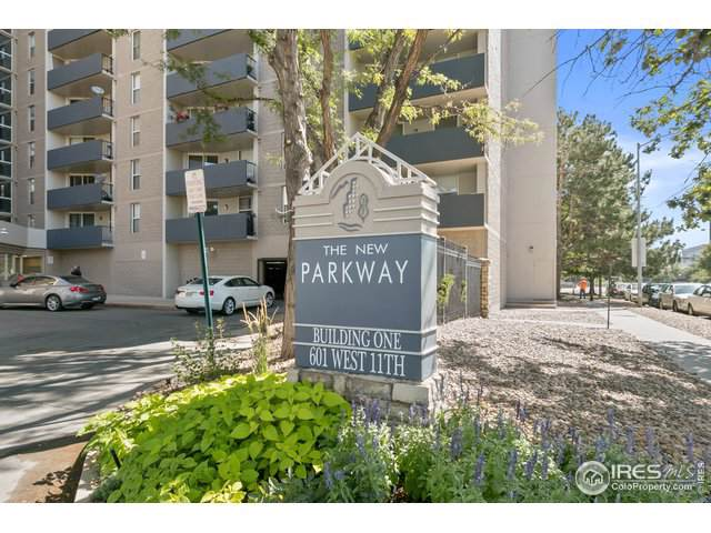 601 W 11th Ave #717, Denver, CO 80204 (MLS #896525) :: 8z Real Estate