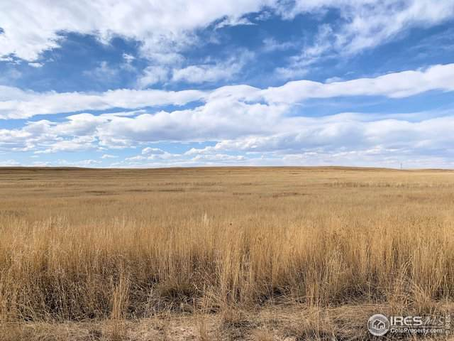 0 Weld County Road 21, Carr, CO 80612 (MLS #896527) :: Kittle Real Estate