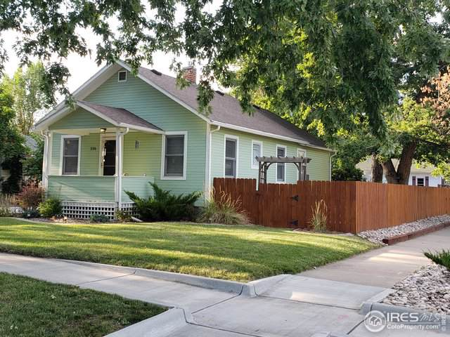 336 E Magnolia St, Fort Collins, CO 80524 (#896536) :: HomePopper