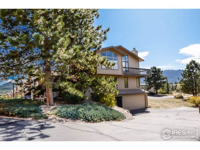 514 Grand Estates Dr D8, Estes Park, CO 80517 (#896555) :: The Peak Properties Group