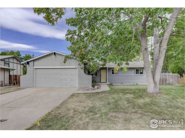 2031 Tunis Cir, Fort Collins, CO 80526 (MLS #896561) :: 8z Real Estate