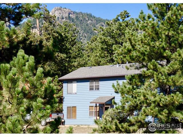 1236 Brook Dr A & B, Estes Park, CO 80517 (MLS #896566) :: 8z Real Estate