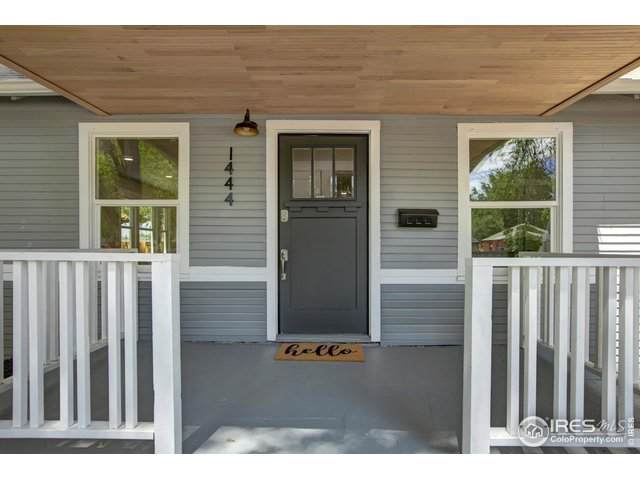 1444 9th Ave, Longmont, CO 80501 (MLS #896567) :: The Galvis Group