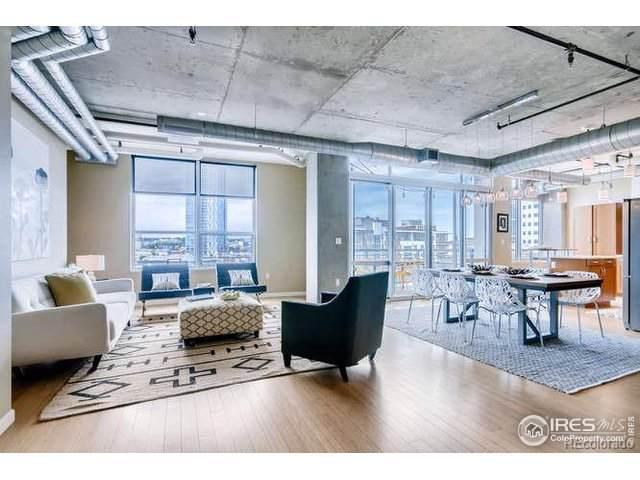 1401 Wewatta St #718, Denver, CO 80202 (MLS #896569) :: 8z Real Estate