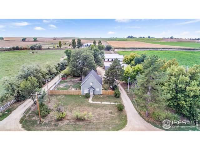1632 E County Road 16, Loveland, CO 80537 (MLS #896581) :: 8z Real Estate