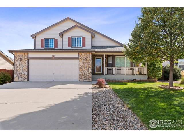 415 Boulder Ln, Johnstown, CO 80534 (MLS #896605) :: J2 Real Estate Group at Remax Alliance