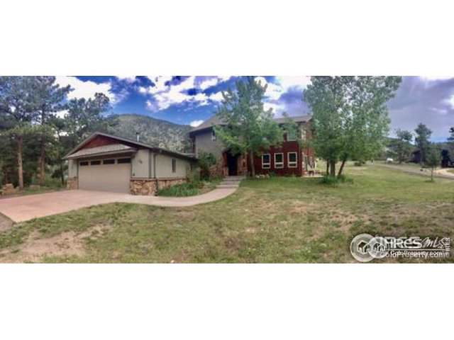 177 Wichita Rd, Lyons, CO 80540 (MLS #896622) :: Jenn Porter Group